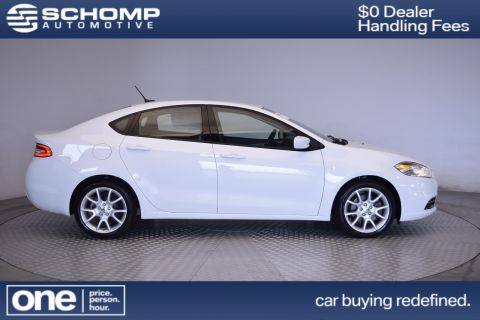 Pre-Owned 2013 Dodge Dart SXT FWD 4dr Car