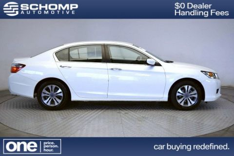 Pre-Owned 2014 Honda Accord Sedan LX FWD 4dr Car