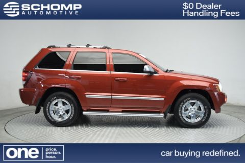 Pre-Owned 2006 Jeep Grand Cherokee Overland With Navigation & 4WD