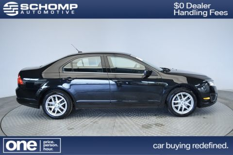 Pre-Owned 2011 Ford Fusion SEL FWD 4dr Car