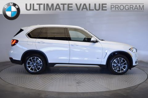 Certified Pre-Owned 2017 BMW X5 xDrive35i With Navigation & AWD