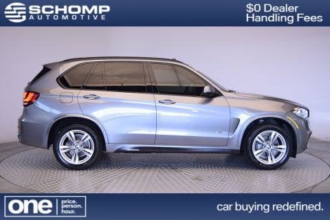 Certified Pre-Owned 2015 BMW X5 xDrive35i With Navigation & AWD