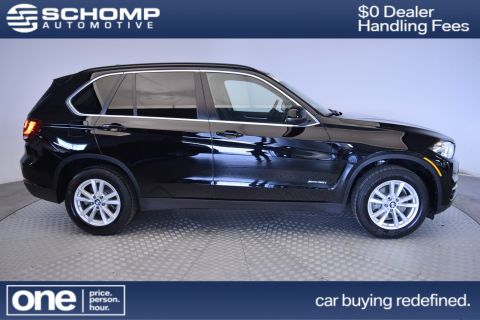 Certified Pre-Owned 2014 BMW X5 xDrive35i With Navigation & AWD