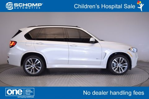 Certified Pre-Owned 2015 BMW X5 xDrive50i With Navigation & AWD