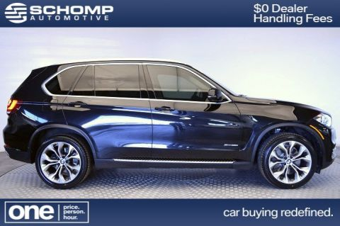 Certified Pre-Owned 2014 BMW X5 xDrive50i With Navigation & AWD