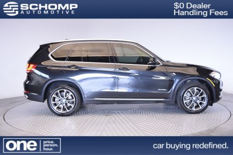 Pre-Owned 2015 BMW X5 xDrive50i With Navigation & AWD