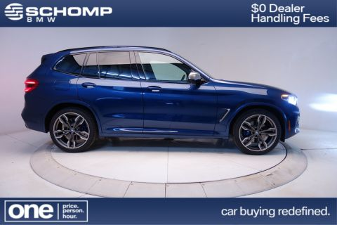 New 2018 BMW X3 M40i AWD