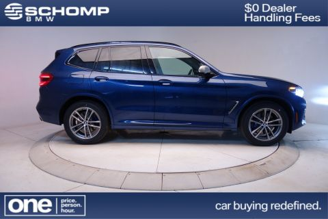New 2018 BMW X3 M40i With Navigation & AWD
