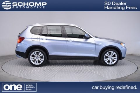 Certified Pre-Owned 2014 BMW X3 xDrive35i With Navigation & AWD
