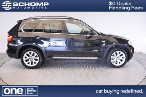 Certified Pre-Owned 2013 BMW X5 xDrive35i Premium With Navigation & AWD