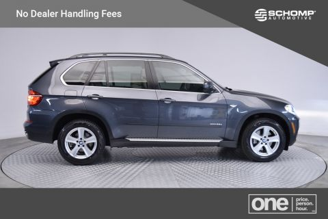 Pre-Owned 2013 BMW X5 xDrive35d With Navigation & AWD
