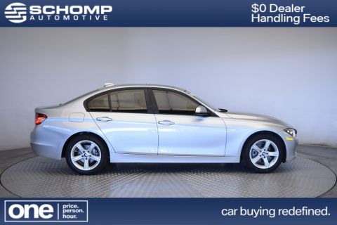 Certified Pre-Owned 2014 BMW 3 Series 328i With Navigation