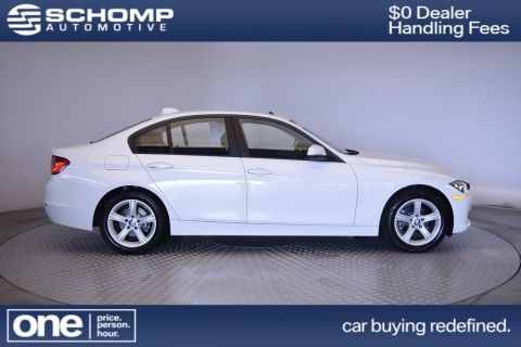 Pre-Owned 2014 BMW 3 Series 328i xDrive With Navigation & AWD