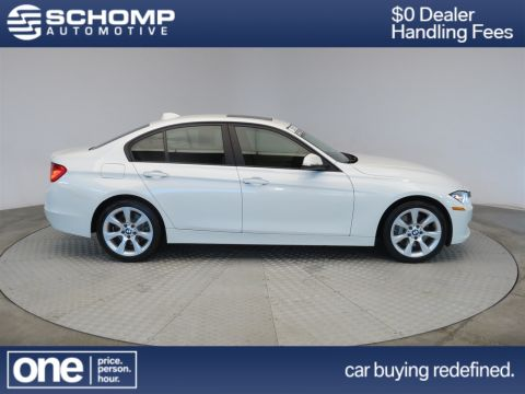Certified Pre-Owned 2013 BMW 3 Series 335i xDrive With Navigation & AWD