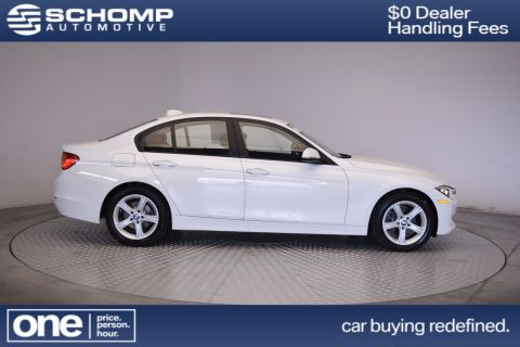 Certified Pre-Owned 2014 BMW 3 Series 320i xDrive With Navigation & AWD
