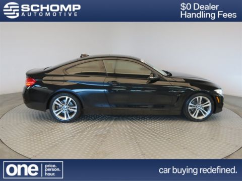 Certified Pre-Owned 2014 BMW 4 Series 428i With Navigation