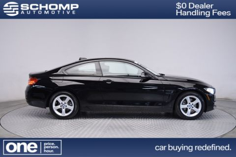 Certified Pre-Owned 2015 BMW 4 Series 428i xDrive With Navigation & AWD