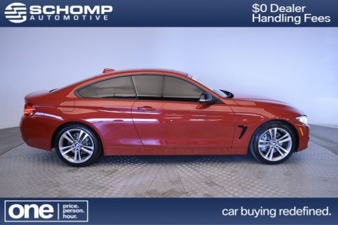 Certified Pre-Owned 2014 BMW 4 Series 435i xDrive With Navigation & AWD