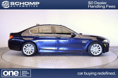 Certified Pre-Owned 2014 BMW 5 Series 535i xDrive With Navigation & AWD