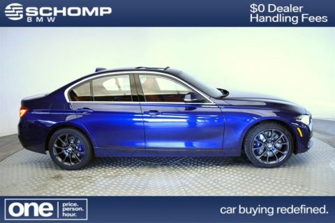 New 2017 BMW 3 Series 340i xDrive With Navigation & AWD