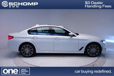 New 2017 BMW 5 Series 540i xDrive With Navigation & AWD