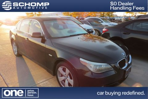 Pre-Owned 2006 BMW 5 Series 525xi AWD