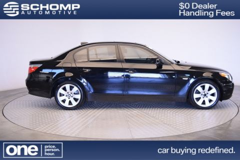 Pre-Owned 2007 BMW 5 Series 530xi AWD