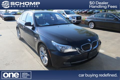Pre-Owned 2010 BMW 5 Series 535i xDrive With Navigation & AWD