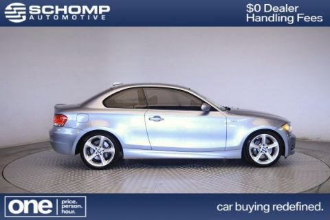 Pre-Owned 2009 BMW 1 Series 135i With Navigation