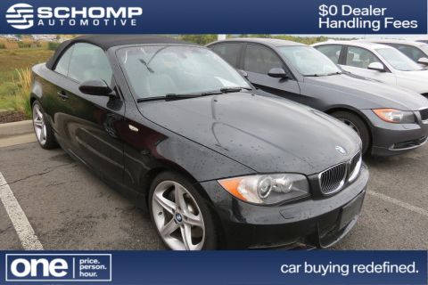 Pre-Owned 2008 BMW 1 Series 135i RWD Convertible