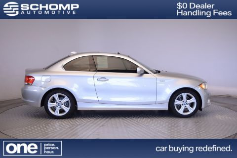 Pre-Owned 2013 BMW 1 Series 128i With Navigation