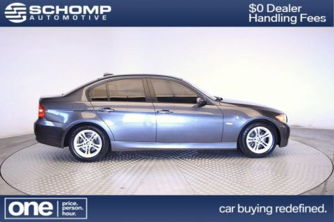 Pre-Owned 2008 BMW 3 Series 328i RWD 4dr Car