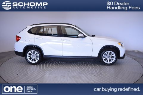 Pre-Owned 2013 BMW X1 xDrive28i AWD