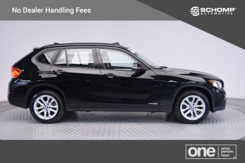 Certified Pre-Owned 2015 BMW X1 xDrive28i AWD