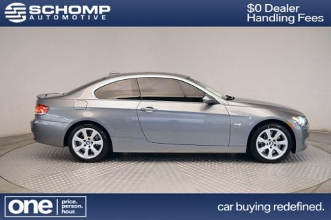 Pre-Owned 2009 BMW 3 Series 335i xDrive AWD