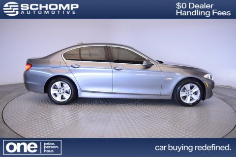 Pre-Owned 2013 BMW 5 Series 528i xDrive With Navigation & AWD