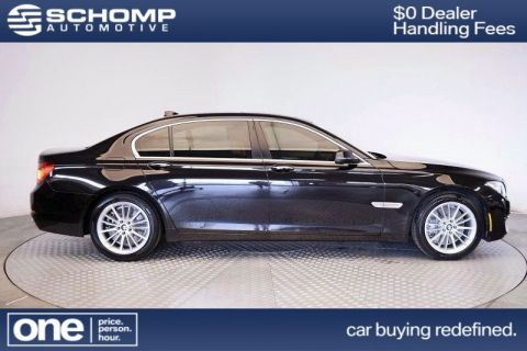 Certified Pre-Owned 2014 BMW 7 Series 750Li xDrive With Navigation & AWD