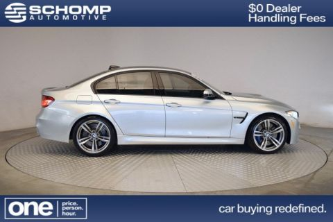 Pre-Owned 2015 BMW M3 Base With Navigation