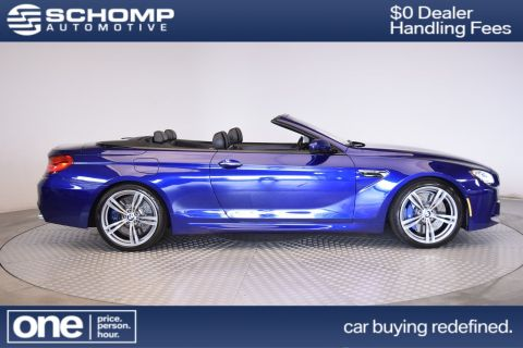 Pre-Owned 2012 BMW M6 Base With Navigation
