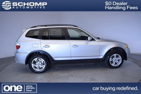 Pre-Owned 2006 BMW X3 3.0i AWD