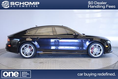 Pre-Owned 2014 Audi RS 7 Prestige With Navigation & AWD