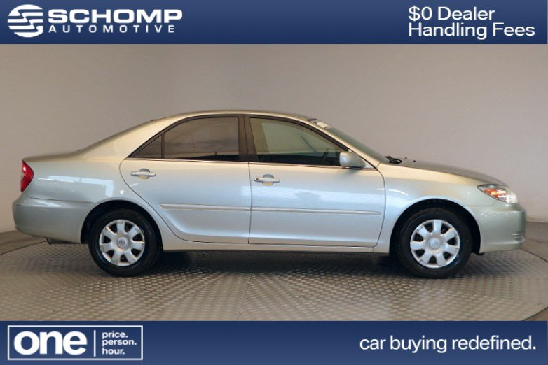 Pre Owned 2004 Toyota Camry LE