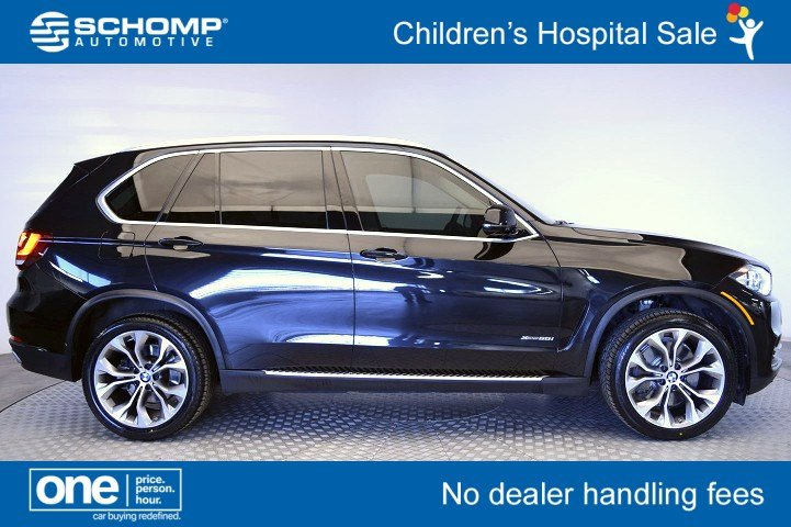 Certified Pre-Owned 2014 BMW X5 xDrive50i