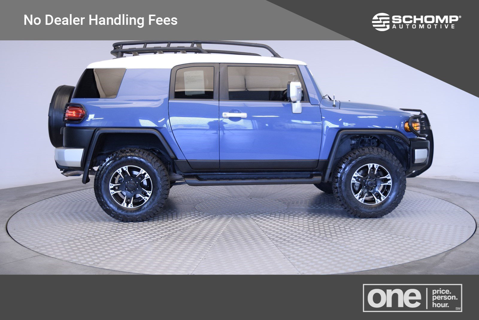 Pre Owned 2011 Toyota Fj Cruiser Sport Utility In 1b82140a Schomp Fuel Filter Location