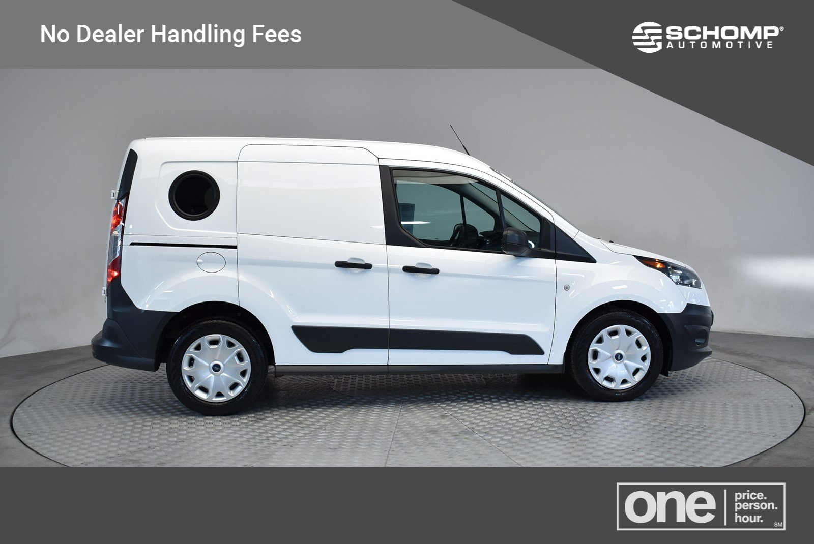 Pre owned 2017 ford transit connect van xl