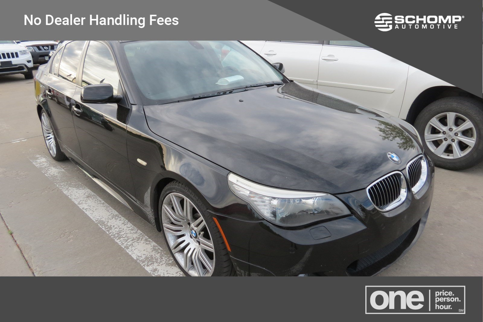 Pre-Owned 2009 BMW 5 Series 550i