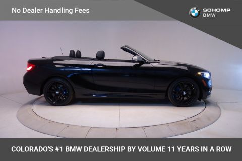 New 2018 BMW 2 Series M240i xDrive Convertible