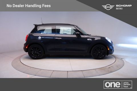 New 2018 MINI Hardtop 2 Door Cooper S Hardtop 2 Door